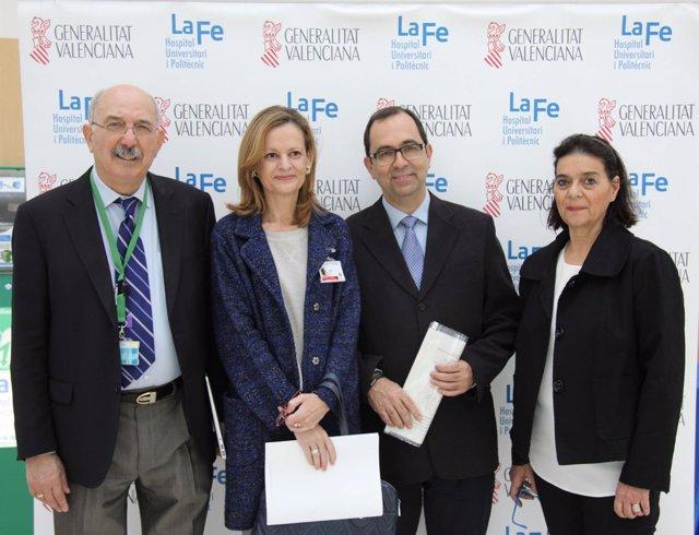 La Fe es el primer centro europeo líder en trasplantes de sangre de cordón