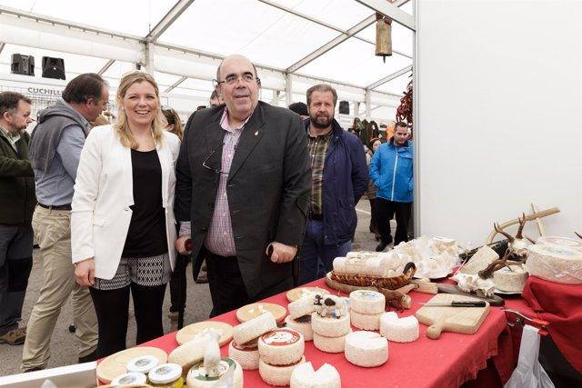 Inauguración de la V Feria de Caza, Pesca y Productos Agroalimentarios