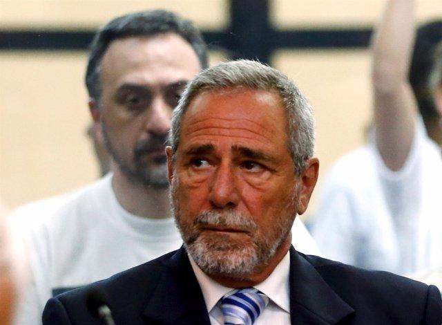 Ex secretario de Transportes de Argentina Ricardo Jaime