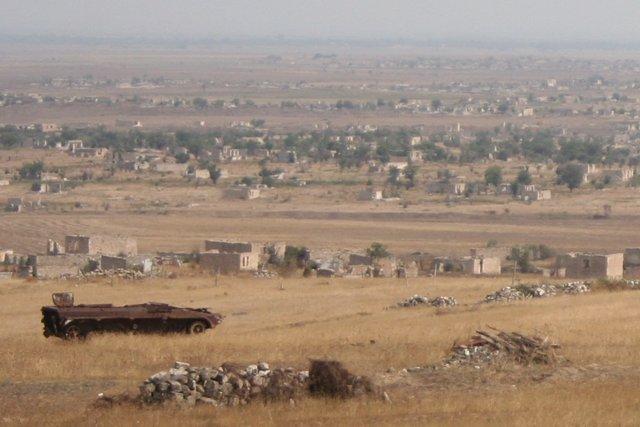 Conflicto en Nagorno-Karabaj
