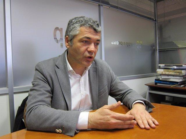 El secretario de Igualdad, Migraciones y Ciudadanía, Oriol Amorós