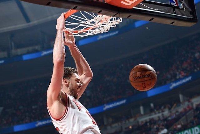 Pau Gasol (Chicago Bulls)