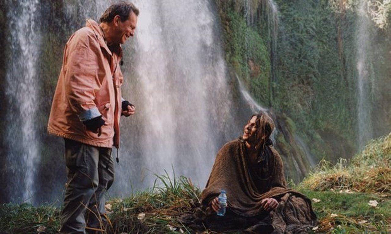 Terry Gilliam y Jhonny Depp en Perdido en La Mancha
