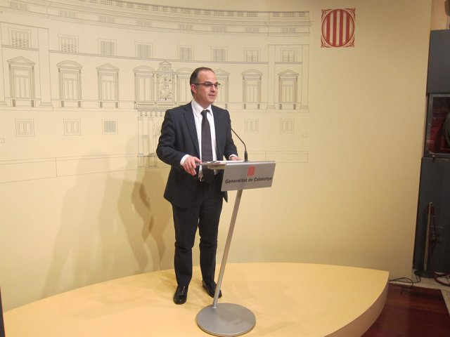 El presidente de JxSí, Jordi Turull