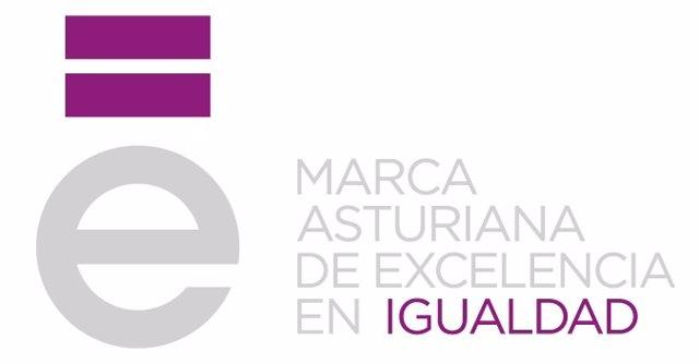 Marca de Excelencia en Igualdad.