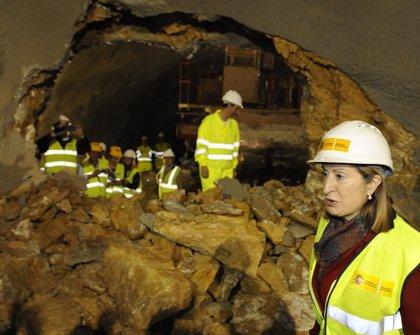 La obra pública cae un 22% en el inicio del año por el desplome el AVE y la interinidad del Gobierno