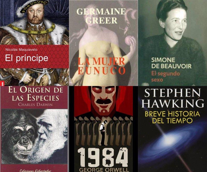 Los 20 libros que cambiaron el mundo