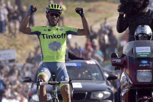 Alberto Contador Tinkoff