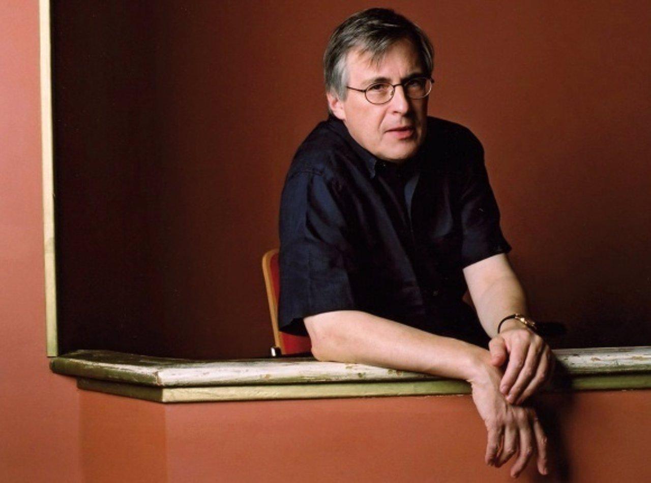El director y pianista alemán Christian Zacharias