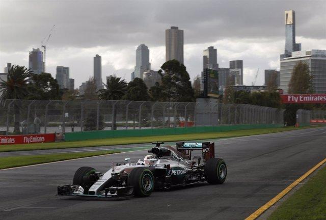 Lewis Hamilton Fórmula 1  Australia