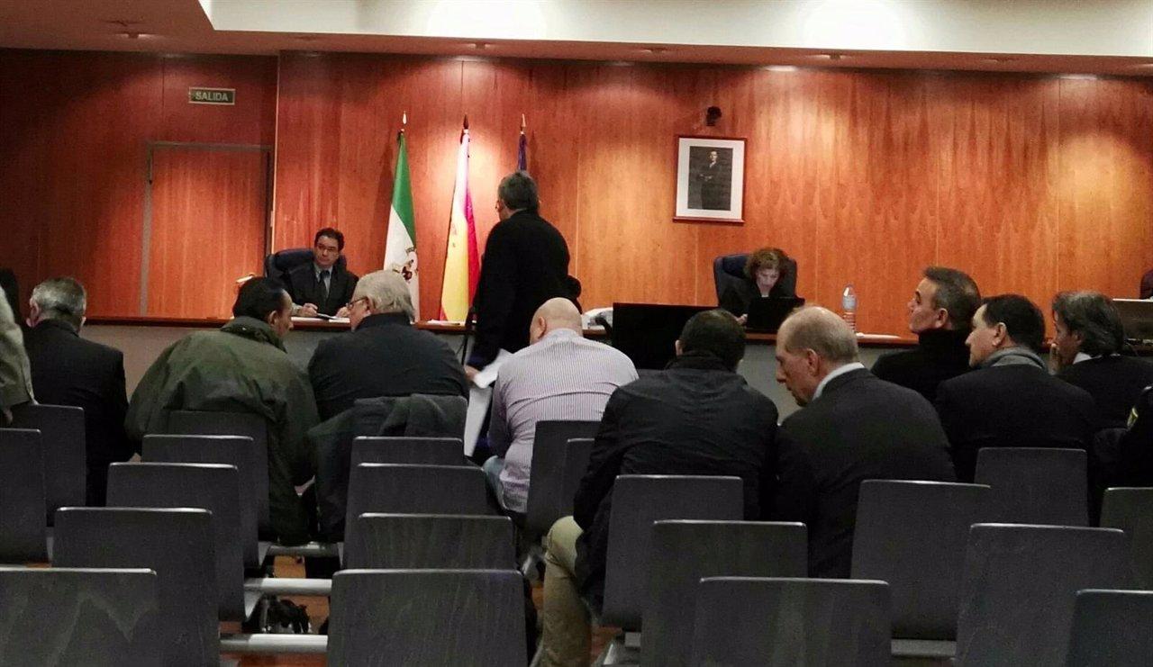 Juicio caso 'Pinillo', Muñoz, Roca y otros acusados