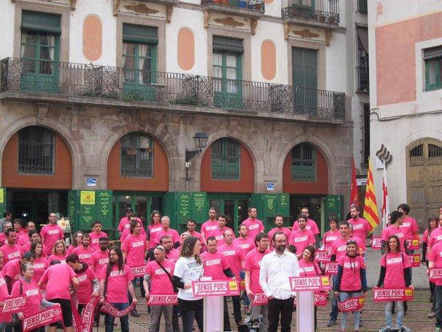 Montserrat Venturós y Benet Salellas