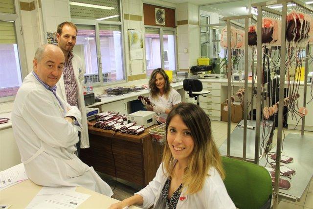 Centro de Transfusión