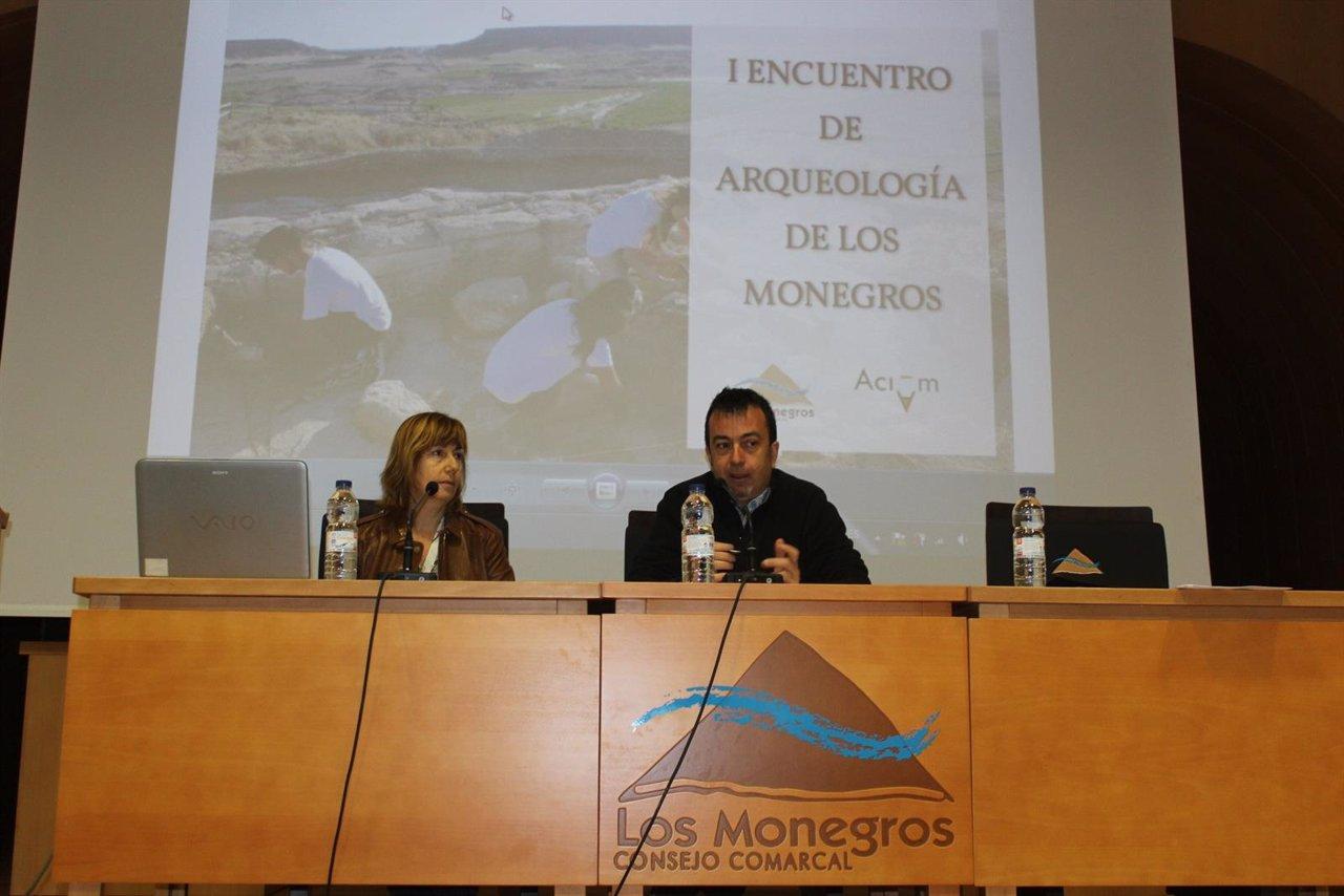 La Comarca de los Monegros organiza el II Encuentro de Arqueología