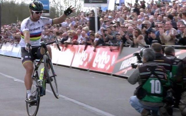 Peter Sagan Tour Flandes