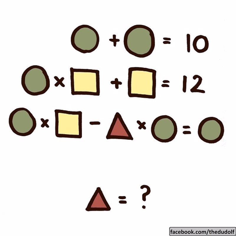 Can You Solve This Viral Math Puzzle That Is Boggling: ¿Eres Capaz De Resolver Este Simple Acertijo En Menos De