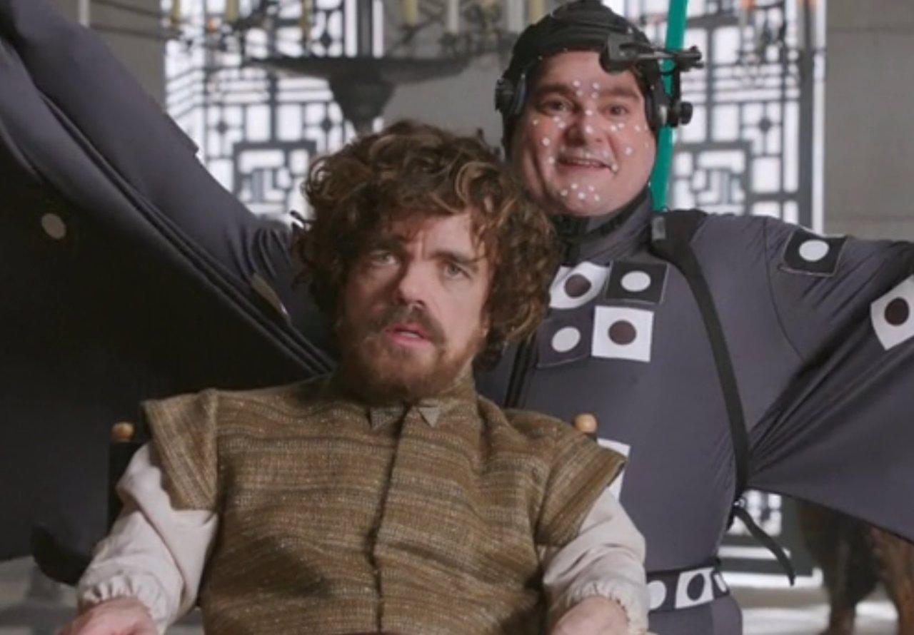 Peter Dinklage en Saturday Night Live