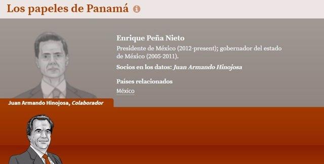 Contratista favorito de Peña Nieto en los PAPELES DE PANAMÁ