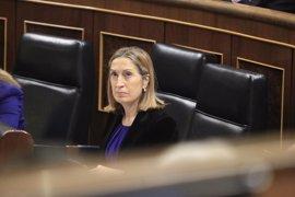 Ana Pastor 'plantará' mañana al Congreso, donde está citada a comparecer