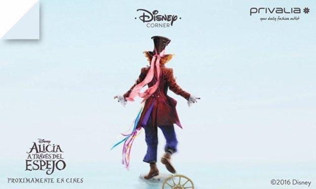 Privalia venderá productos Disney