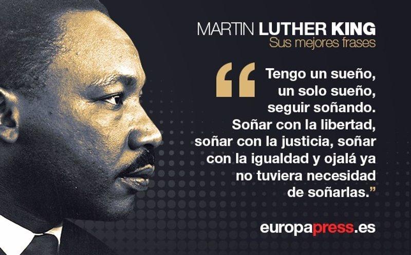 Los Mejores Discursos De Martin Luther King