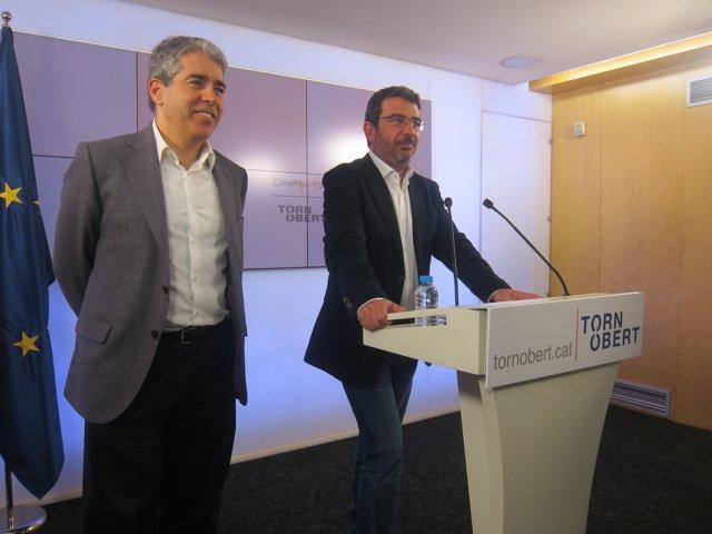 Francesc Homs, Francesc Sánchez (CDC)