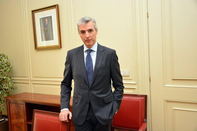 El presidente de la Audiencia de Barcelona Antonio Recio Córdova