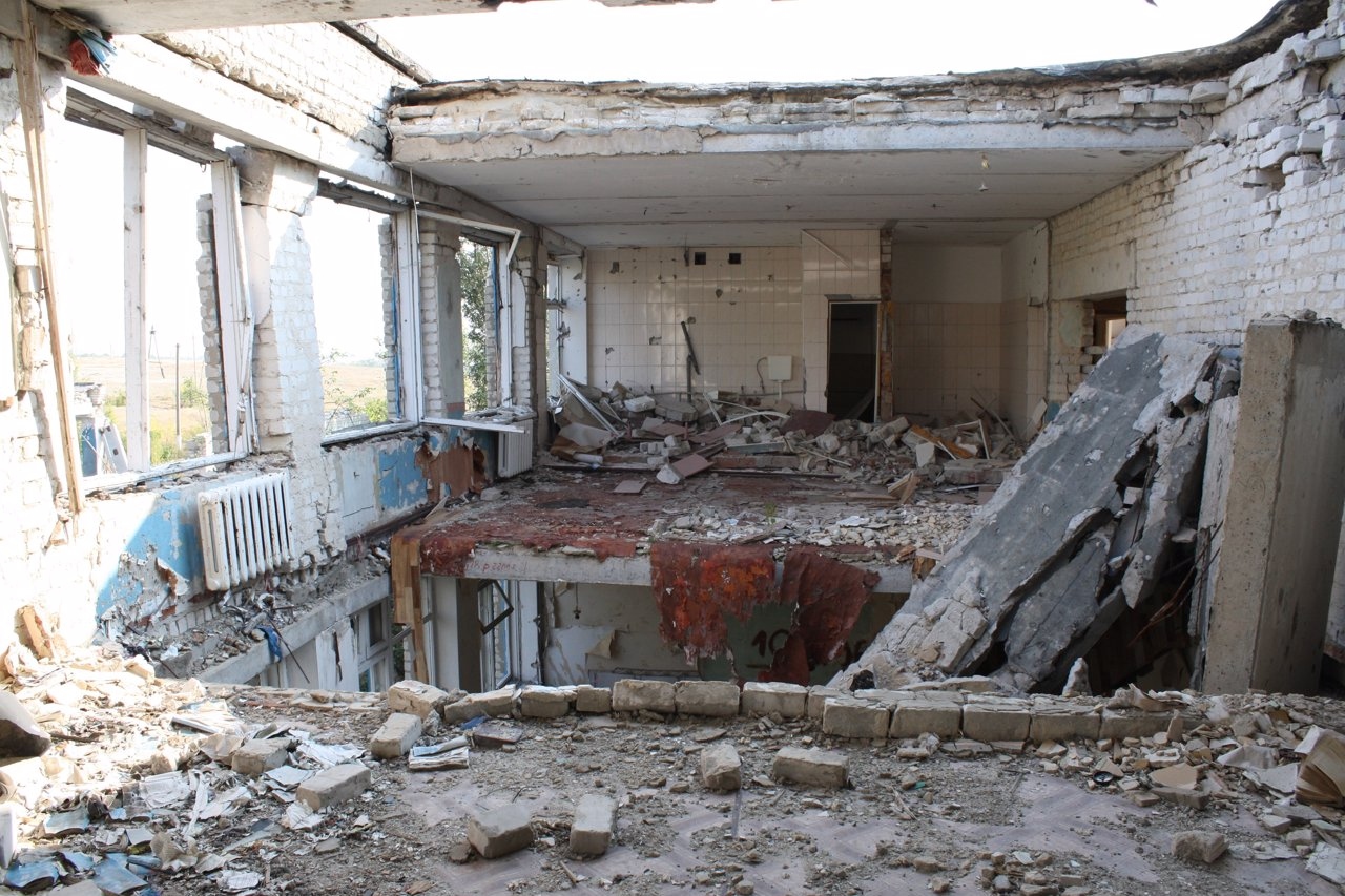 Escuela Ucrania