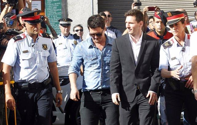 Barcelona Leo Jorge Messi