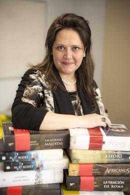 La nueva directora general de Ediciones B, Berta Noy.