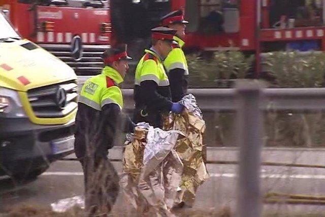 Más de una decena de muertos en el accidente de Freginals