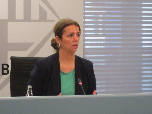 La concejal Francina Vila