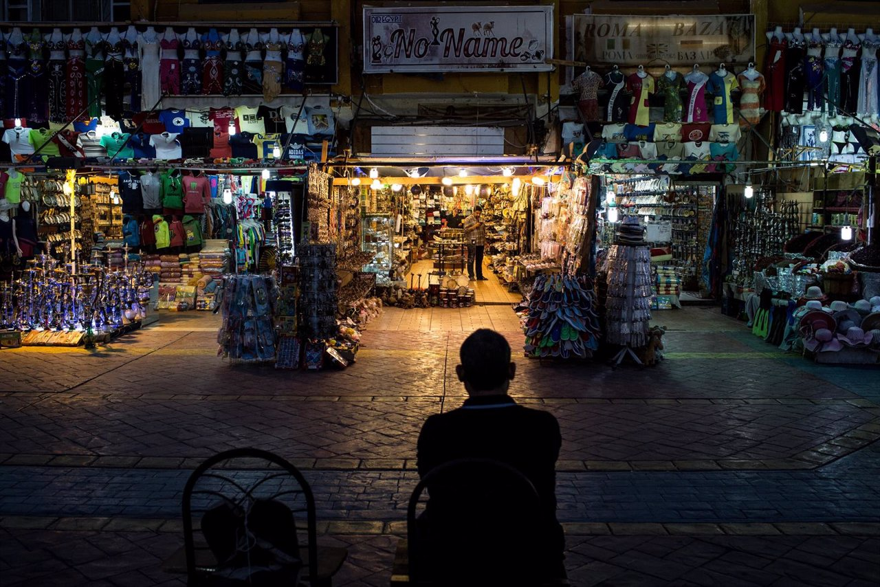 Sharm el Sheij se convierte en una ciudad fantasma por la ameneza terrorista