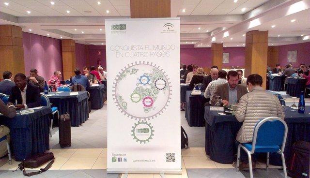 X Encuentro Internacional de la Industria Auxiliar de la Agricultura.