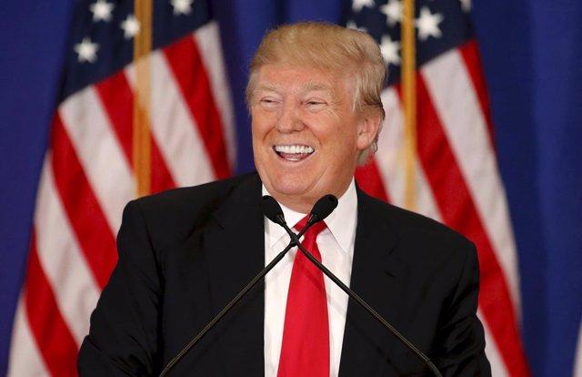 Donald Trump, precandidato del Partido Republicano