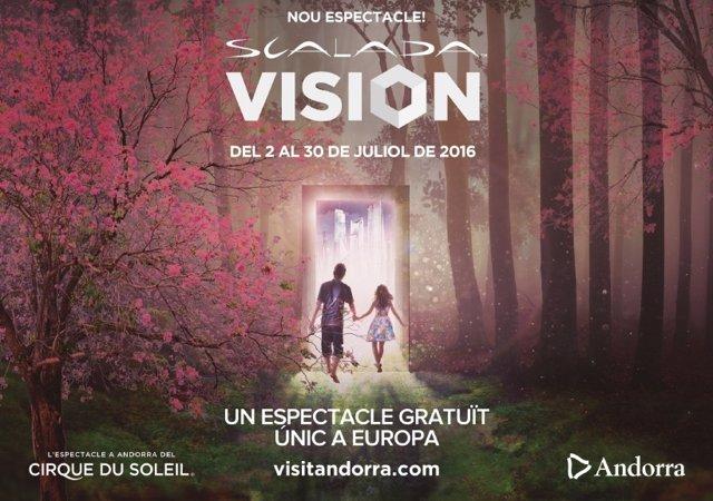 'Scalada Vision' En Andorra