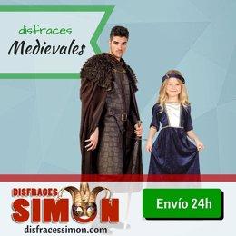 ad9e8c172 Disfraces Simón