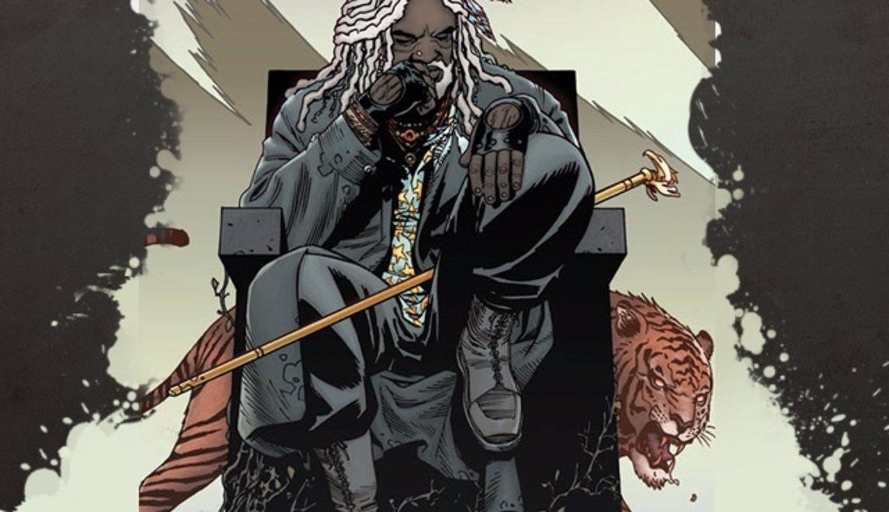 Ezekiel en The Walking Dead