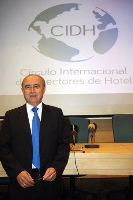 Vicente Romero, CÍRCULO INTERNACIONAL DE DIRECTORES DE HOTEL