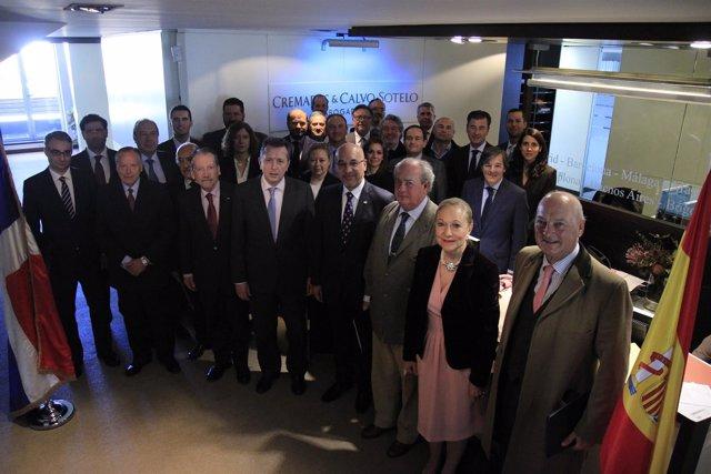Acto fundacional de Cámara de Comercio de República Dominicana en Madrid