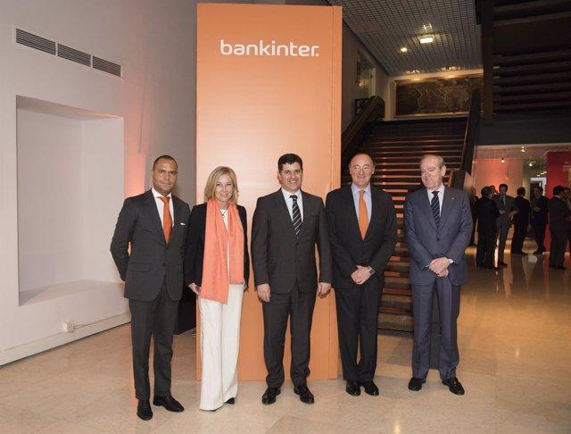Bankinter presenta su negocio en Lisboa (Portugal)