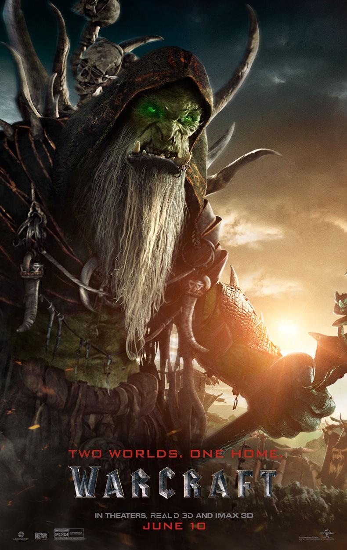 Warcraft: Orcos y humanos listos para la guerra en los