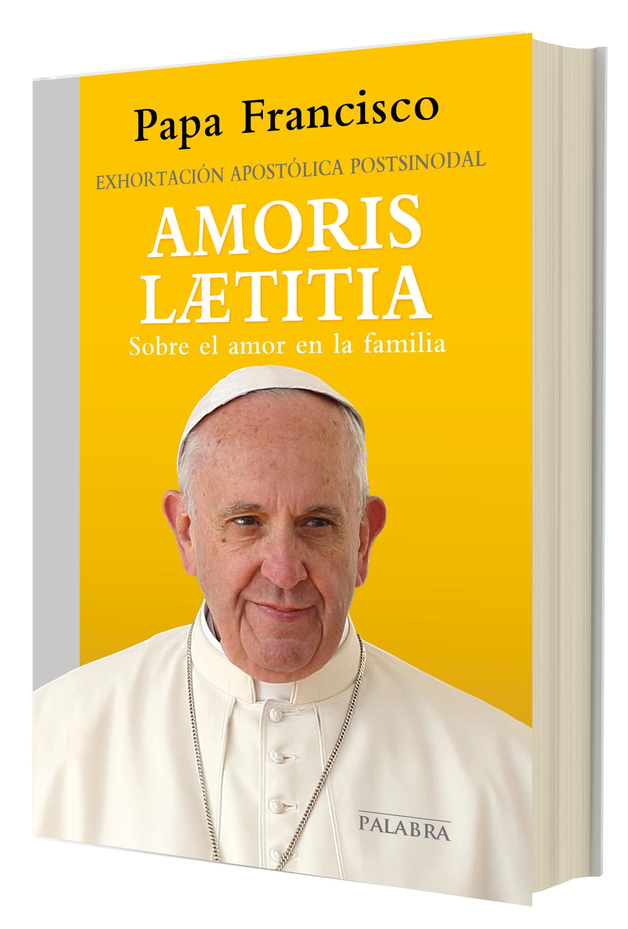 Amoris laetitia, de Papa Francisco