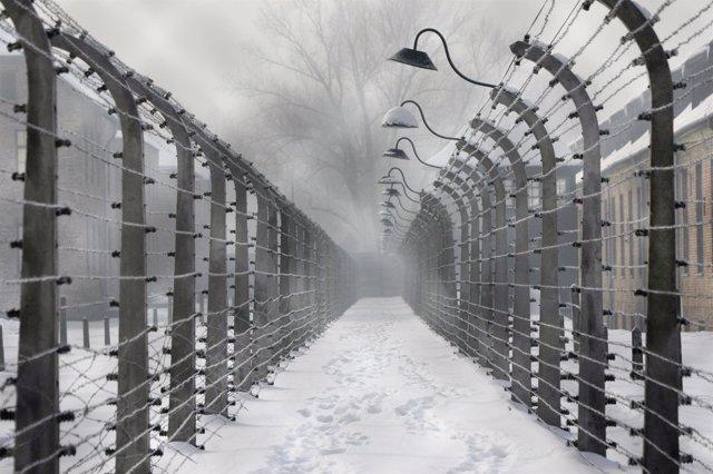 Campo de concentración nazi de  Auschwitz