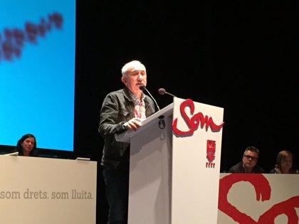 """Álvarez (UGT) pide un """"esfuerzo de generosidad"""" para un Gobierno de cambio y progresista"""
