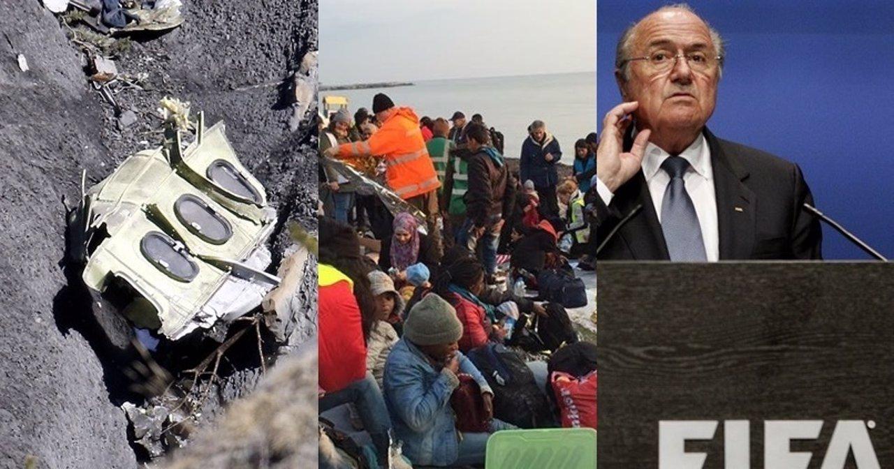 Crisis en 2015