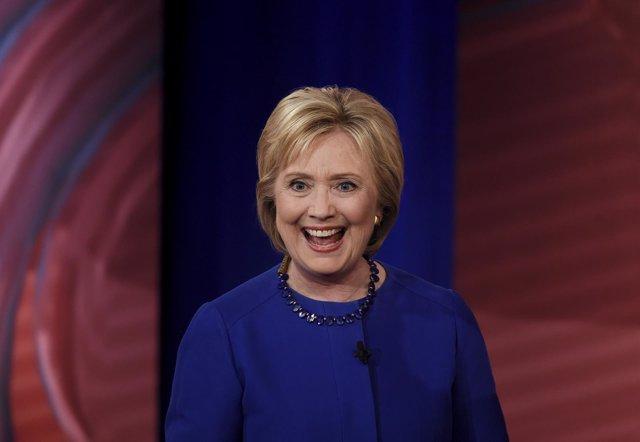 Hillary Clinton, candidata a las primarias del Partido Demócrata