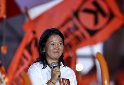 """Fujimori aboga por la """"reconciliación"""" en Perú tras su victoria en las presidenciales"""