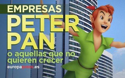 Empresas Peter Pan o aquellas que no quieren crecer