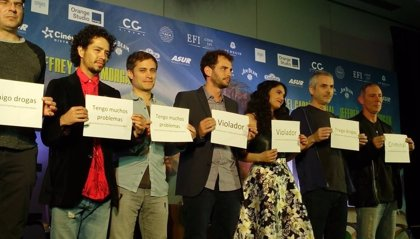 'Palabras como balas', la inusual campaña que el cine mexicano lanza contra Trump